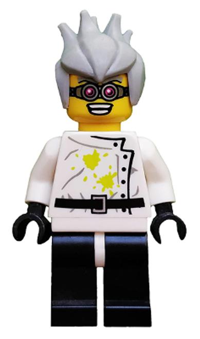 Crazy Scientist (col04-16)