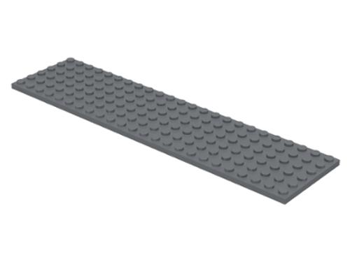 Plate 6x24 (Dark Bluish Gray)