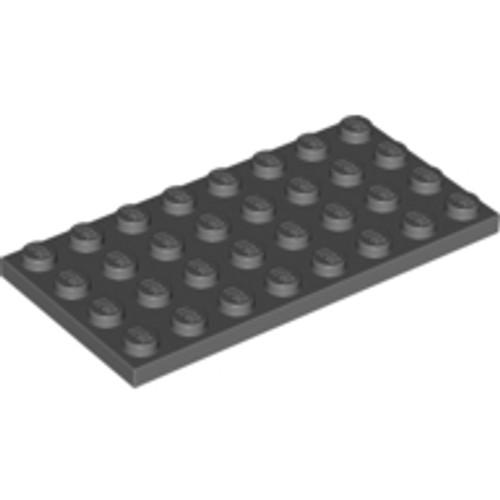 Plate 4x8 (Dark Bluish Gray)