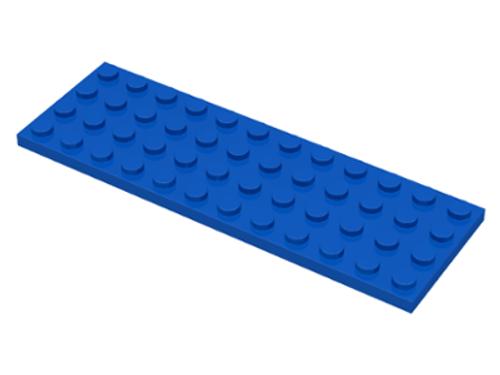 Plate 4x12 (Blue)