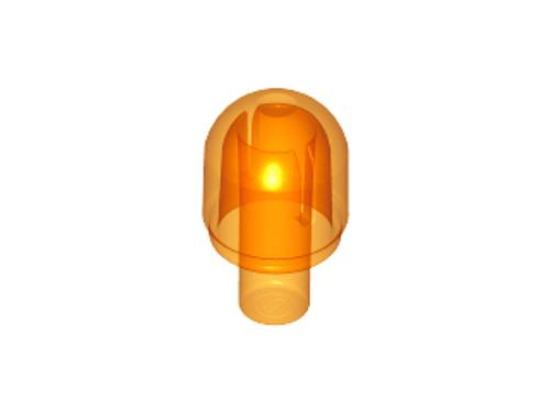 Bar with Light Cover / Bionicle Barraki Eye (Trans Orange)