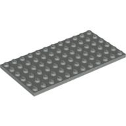 Plate 6x12 (Light Bluish Gray)