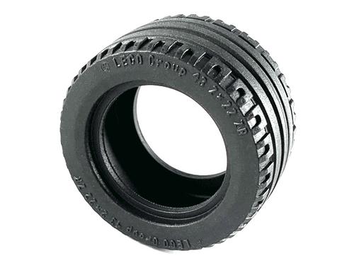 Tyre 43.2x22 ZR (Black)