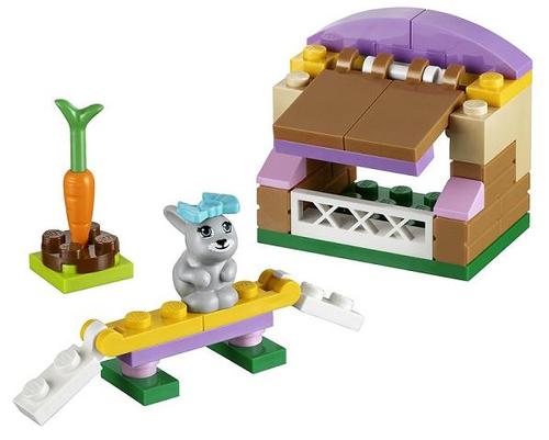 Friends - Bunny's Hutch Polybag (41022)