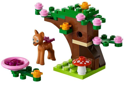 Friends - Fawn's Forest Polybag (41023)