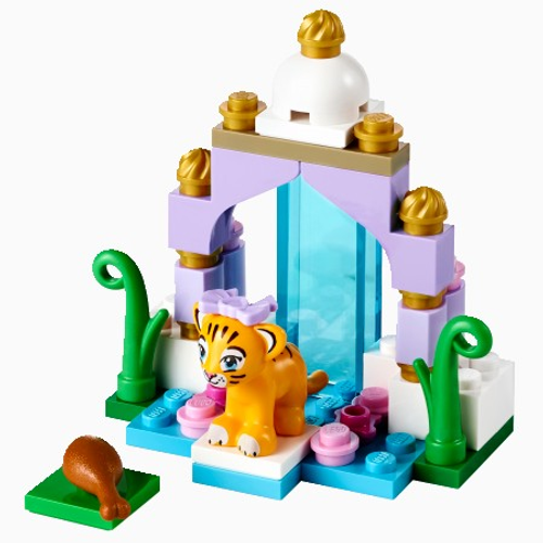 Friends - Tiger's Beautiful Temple Polybag (41042)