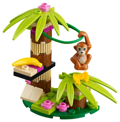 Friends - Orangutan's Banana Tree Polybag (41045)