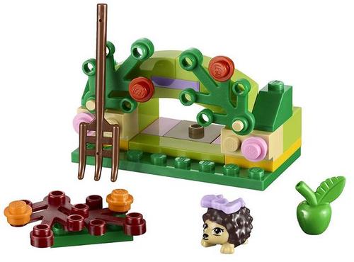 Friends - Hedgehog's Hideaway Polybag (41020)