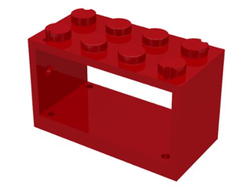 String Reel 2x4x2 Holder (Red)