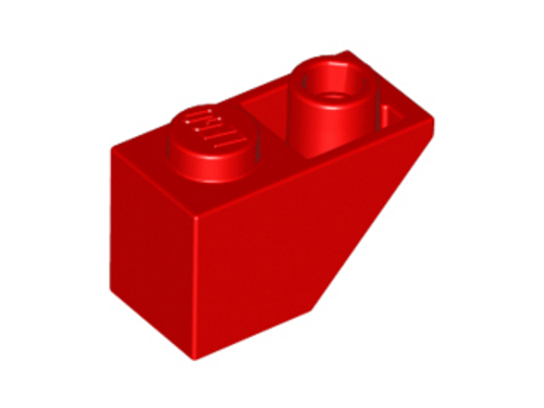 Slope, Inverted 45 2x1 (Red)