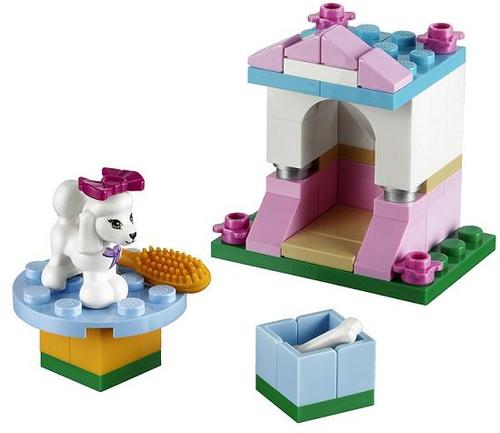 Friends - Poodle's Little Palace Polybag (41021)