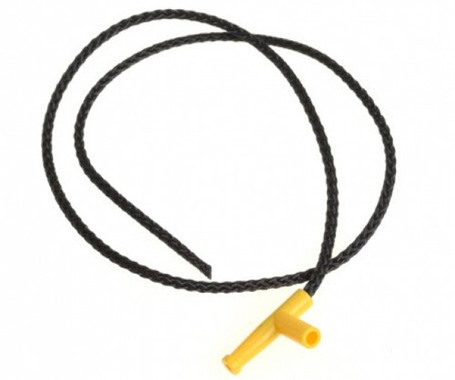 Minifigure, Utensil Hose Nozzle Simple with 35L Black String 9 (Yellow)