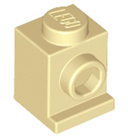 Brick, Modified 1x1 with Headlight (Tan)