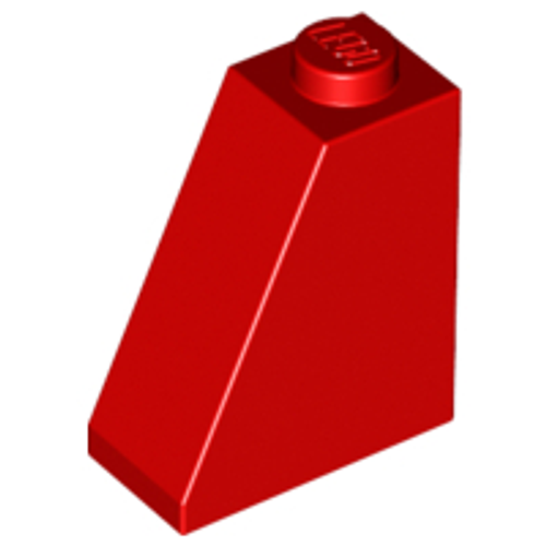 Slope 65 2x1x2 (Red)