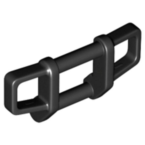 Bar 1x4x1 2/3 (Grille Guard / Push Bumper) (Black)