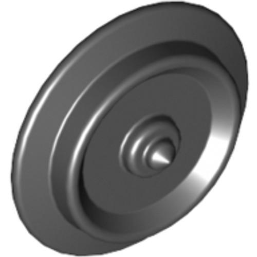 Train Wheel RC (Black)
