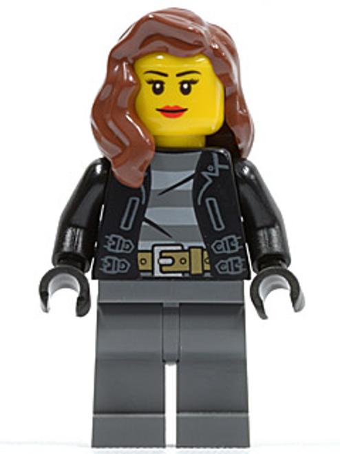 Police - City Bandit Female (cty0451)
