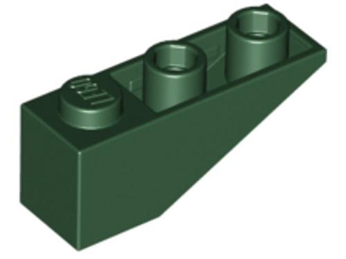 Slope, Inverted 33 3x1 (Dark Green)