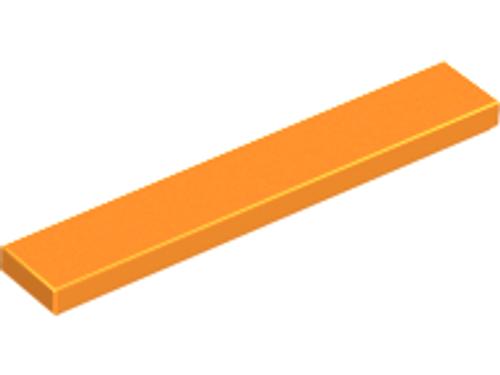 Tile 1x6 (Orange)