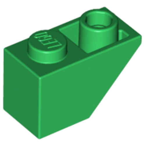 Slope, Inverted 45 2x1 (Green)