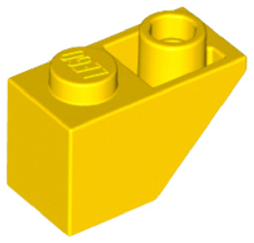 Slope, Inverted 45 2x1 (Yellow)