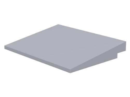 Slope 6x8 (Light Bluish Gray)