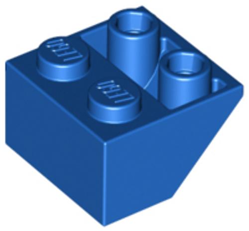 Slope, Inverted 45 2x2 (Blue)