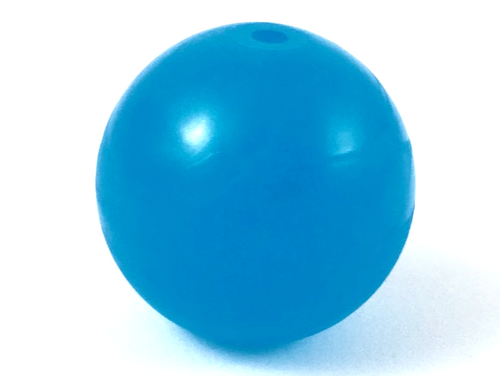 Ball, Bionicle Zamor Sphere (Trans Medium Blue)
