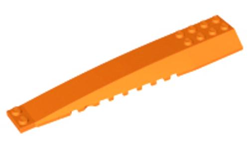 Wedge 16x4 Triple Curved (Orange)