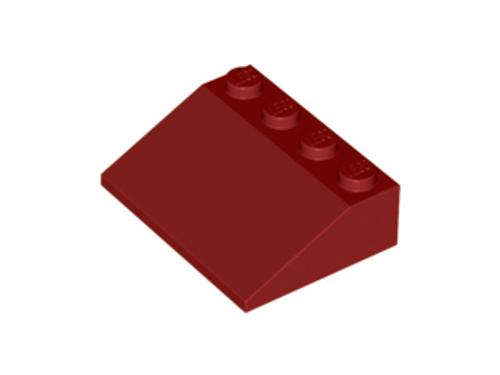 Slope 33 3x4 (Dark Red)