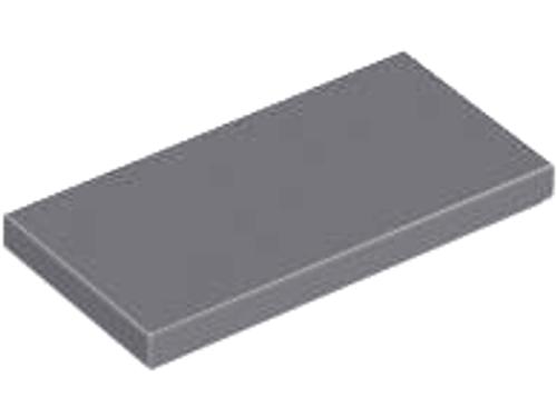 Tile 2x4 (Dark Bluish Gray)