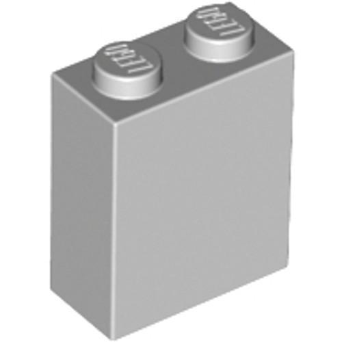 Brick 1x2x2 with Inside Stud Holder (Light Bluish Gray)