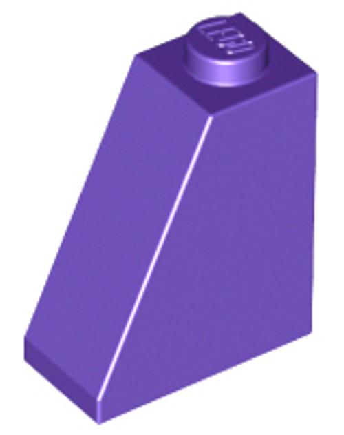 Slope 65 2x1x2 (Dark Purple)