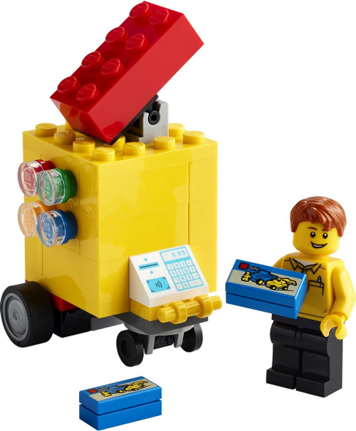 City - LEGO Stand Polybag (30569)