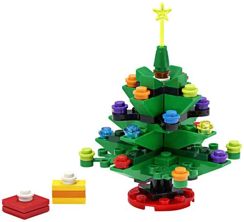 Creator - Holiday Tree Polybag (30576)