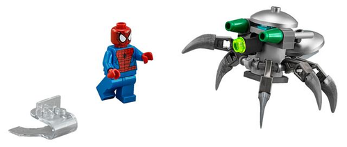 Marvel - Spider-Man Super Jumper Polybag (30305)