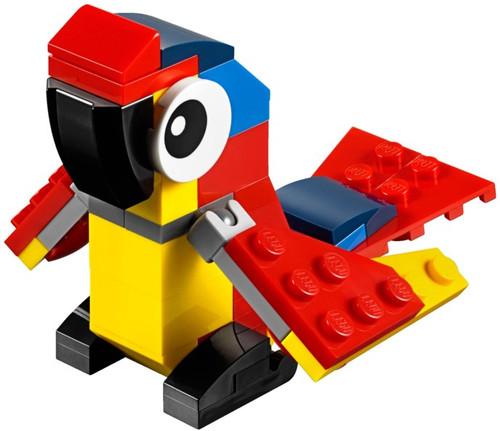 Creator - Parrot Polybag (30472)