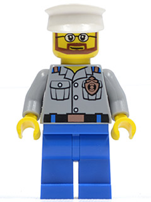 Coast Guard City - Captain (cty0415)