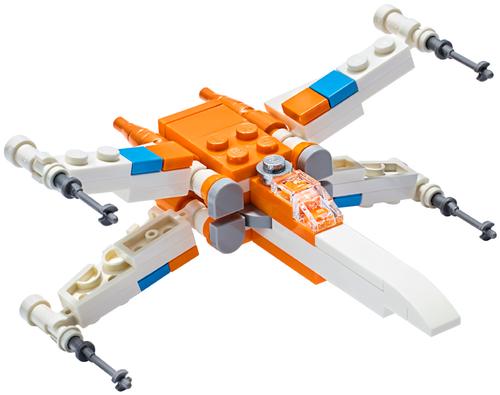 Star Wars - Poe Dameron's X-wing Fighter - Mini Polybag (30386)