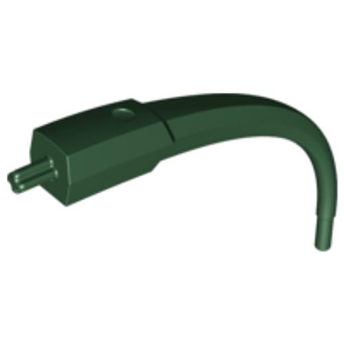 Large Figure Tail (Dark Green)