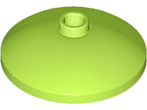 Dish 3x3 Inverted (Radar) (Lime)