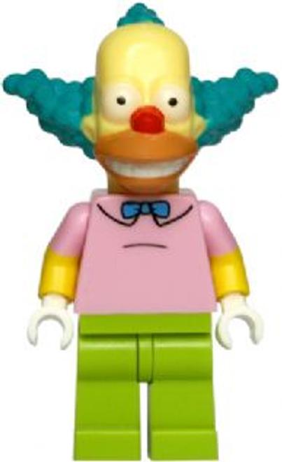 Krusty the Clown Minifigure (sim014)