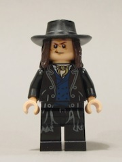 Butch Cavendish, Male Minifigure (tlr008)