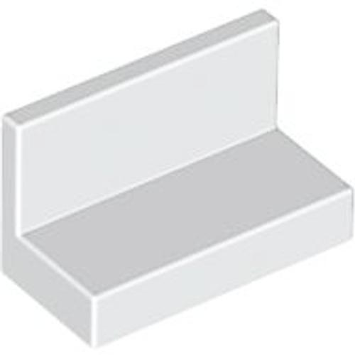 Panel 1x2x1 (White)