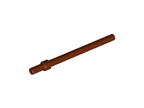 Bar 6L with Stop Ring (Reddish Brown)