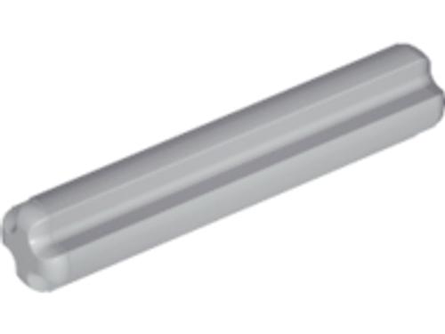 Technic, Axle 3 (Light Bluish Gray)