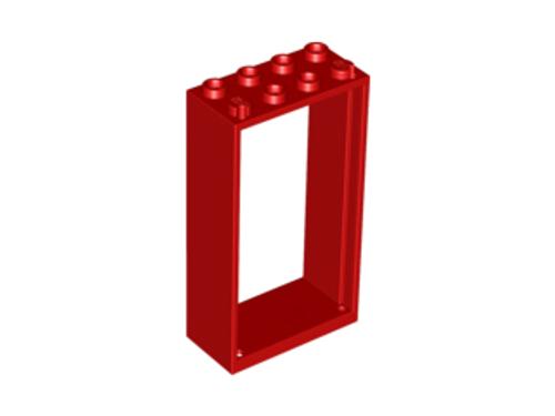 Door Frame 2x4x6 (Red)