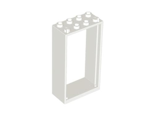 Door Frame 2x4x6 (White)