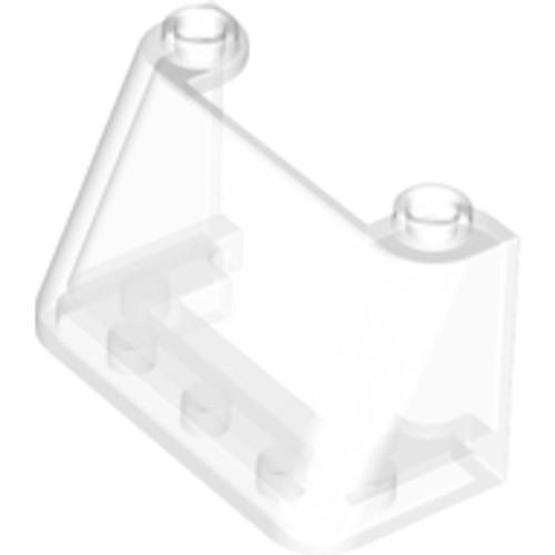 Windscreen 2x4x2 (Trans Clear)