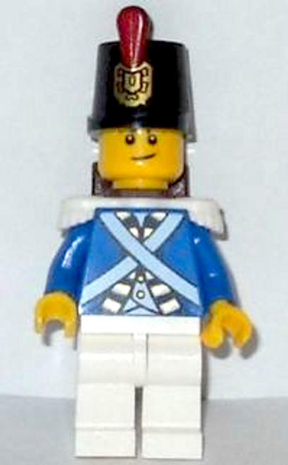 Bluecoat Soldier 2 - Lopsided Smile (pi153)